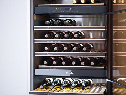 Kvalitní uchování vín