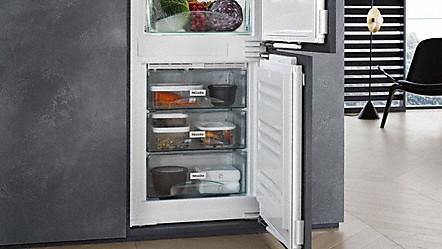 Amerikanischer Kühlschrank Miele : Miele kühl gefrierkombinationen