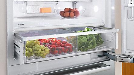 Retro Kühlschrank 0 Grad Fach : Miele kühlschränke