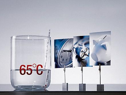 Bevorzugt Warmwasseranschluss - Geschirrspüler AH72