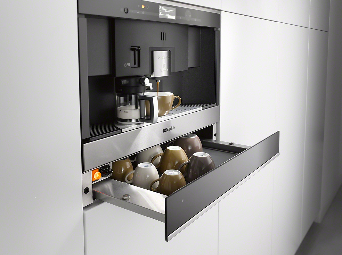 Miele Cva 6431 Einbau Kaffeevollautomat