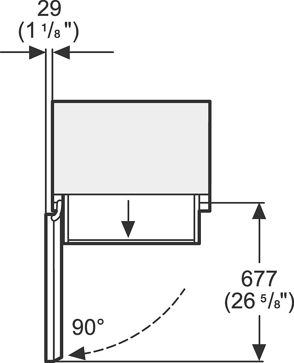 Miele KWT 1613 Vi MasterCool Wine Temperature Control Unit