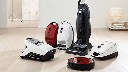 Good Different Types Of Miele Vacuum Cleaners