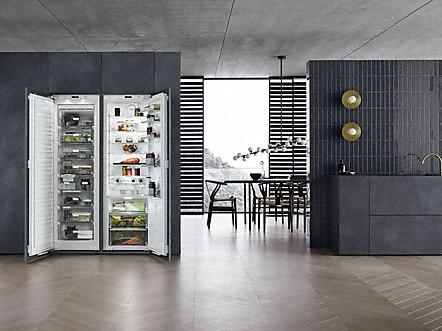 Kühlschrank Und Gefrierschrank Side By Side : Möchten sie ihre geräte side by side aufstellen leitthemen