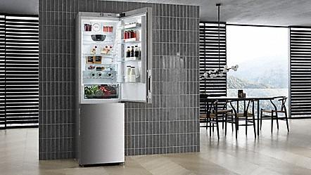 Amerikanischer Kühlschrank Miele : Miele kältegeräte und weinschränke