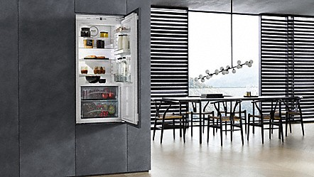 Amerikanischer Kühlschrank Miele : Miele kühlschränke