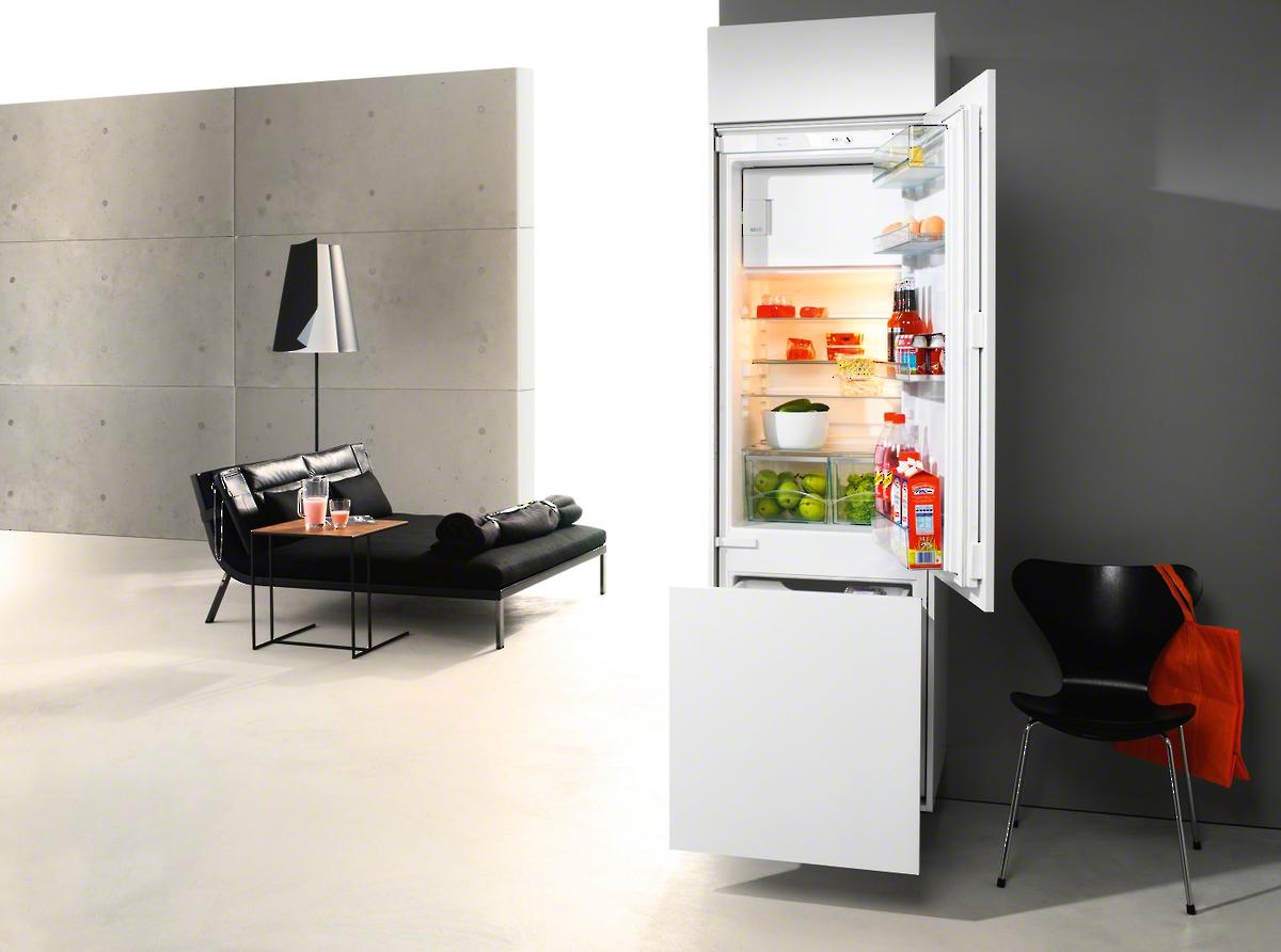 Kühlschrank Mit Kellerfach Bosch : Miele k 9726 if 1 einbau kühlschrank