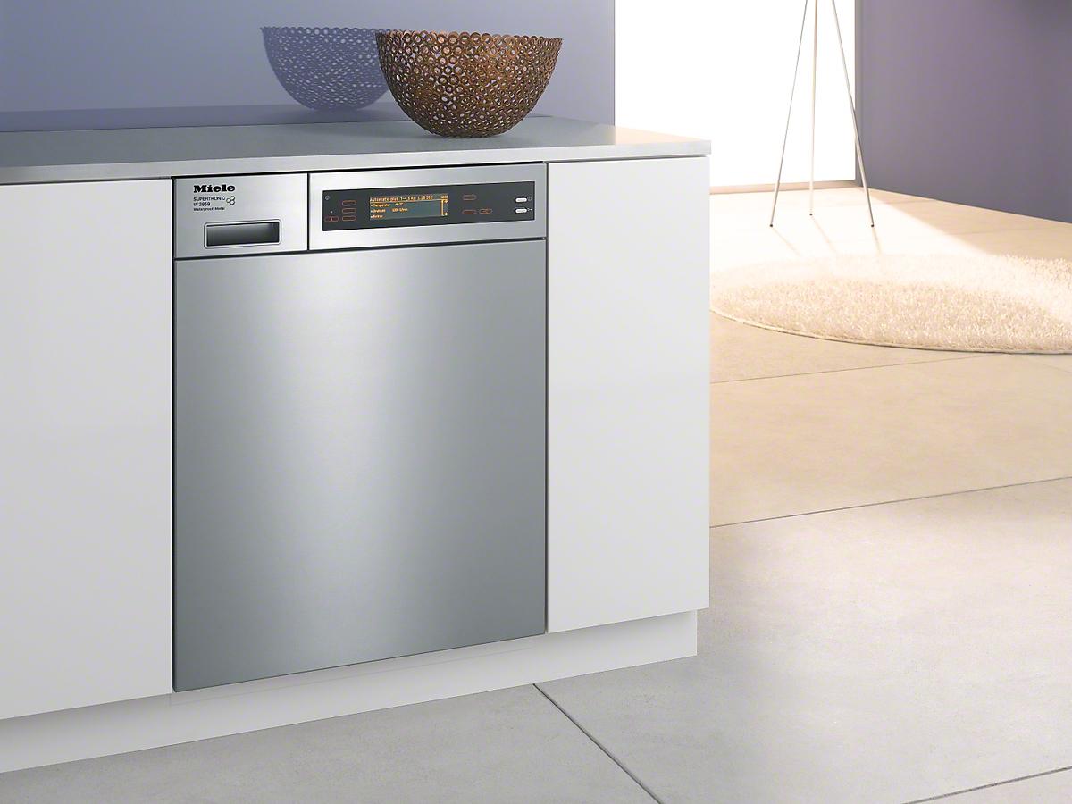 Miele w 2859i li wpm waschmaschine frontlader