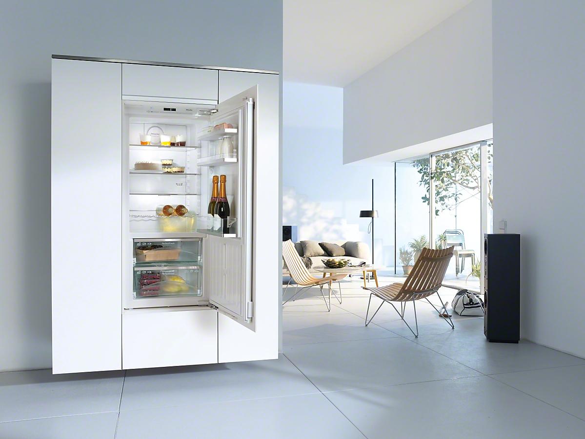 Side By Side Kühlschrank Miele : Miele k id einbau kühlschrank