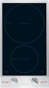 CS 1212-1 I - ProLine element with two induction-heated cooking zones--NO_COLOR