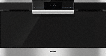 H 6890 BP - Oven 90 cm - the multi-talented expert from Miele.--Stainless steel/CleanSteel