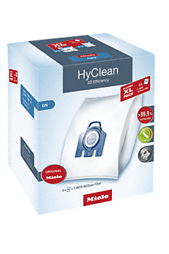 GN Allergy XL HyClean 3D - Allergy XL-Pack HyClean 3D Efficiency GN --NO_COLOR