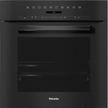 H 7264 B - Oven in perfect te combineren design met display met tekst en PerfectClean.--