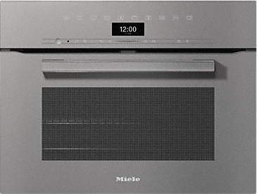 H 7440 B - Compacte oven in perfect te combineren design met led-verlichting en PerfectClean.--
