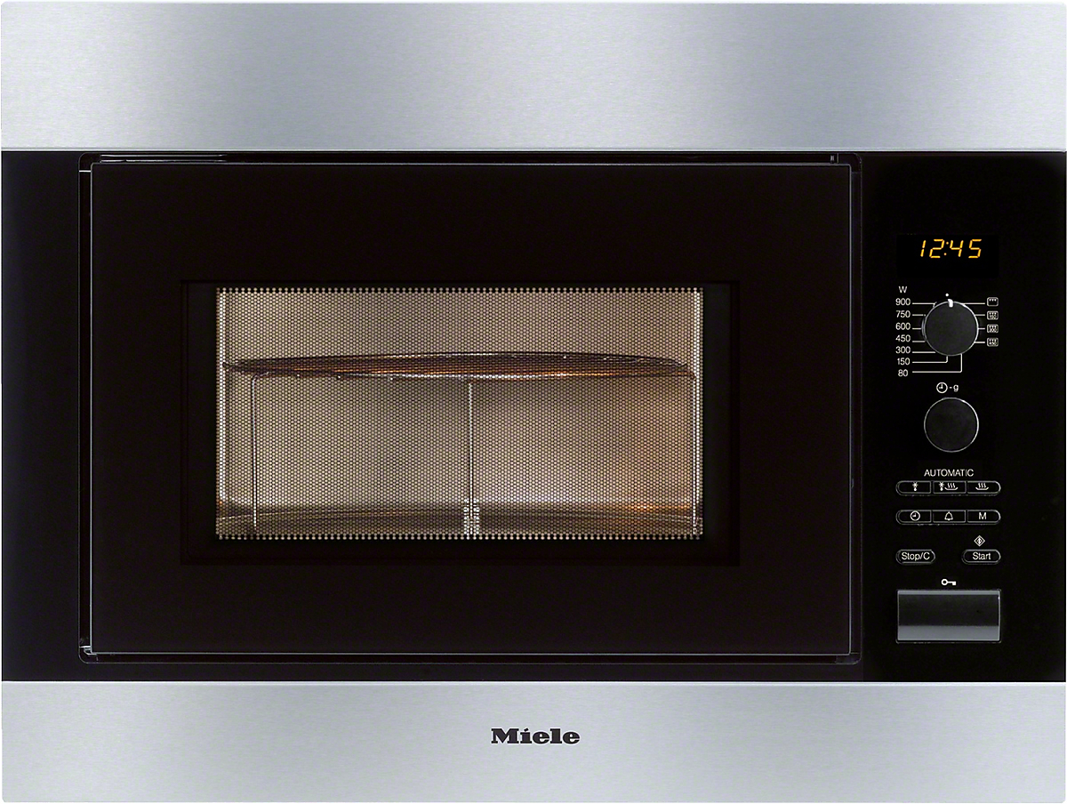 M 8261 2 Built In Microwave Oven With Automatic Programmes And Grill Function