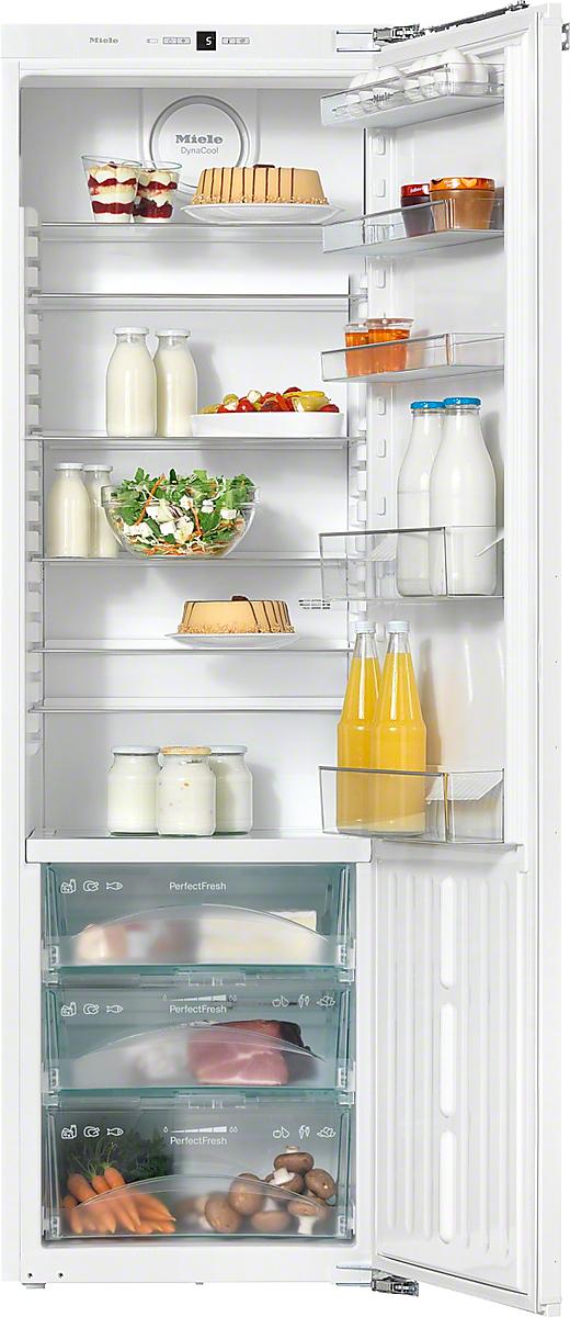 Wunderbar K 37272 ID   Einbau Kühlschrank Mit PerfectFresh Und ComfortClean Für  Längere Frische Und Spürbaren