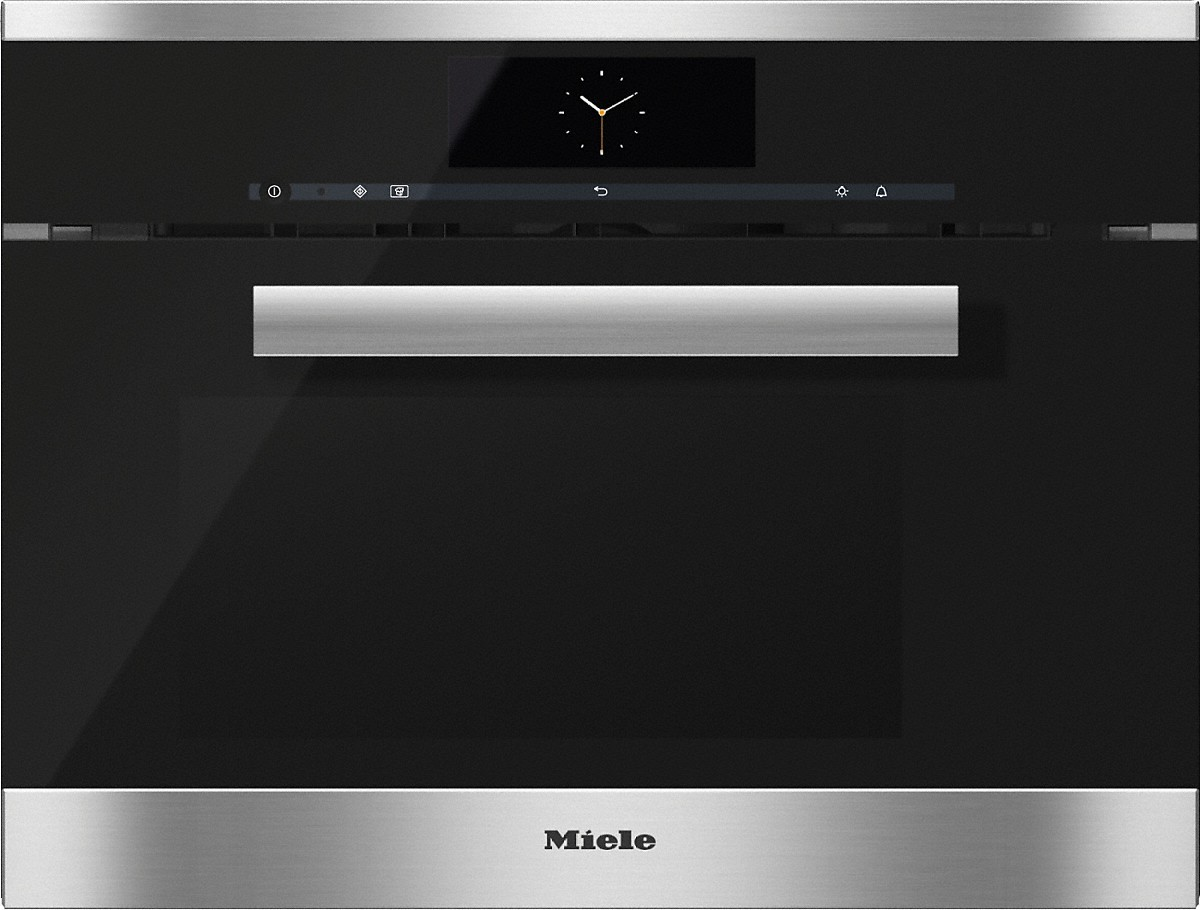 Miele Dampfgarer Dgm 6800 Dampfgarer Mit Mikrowelle