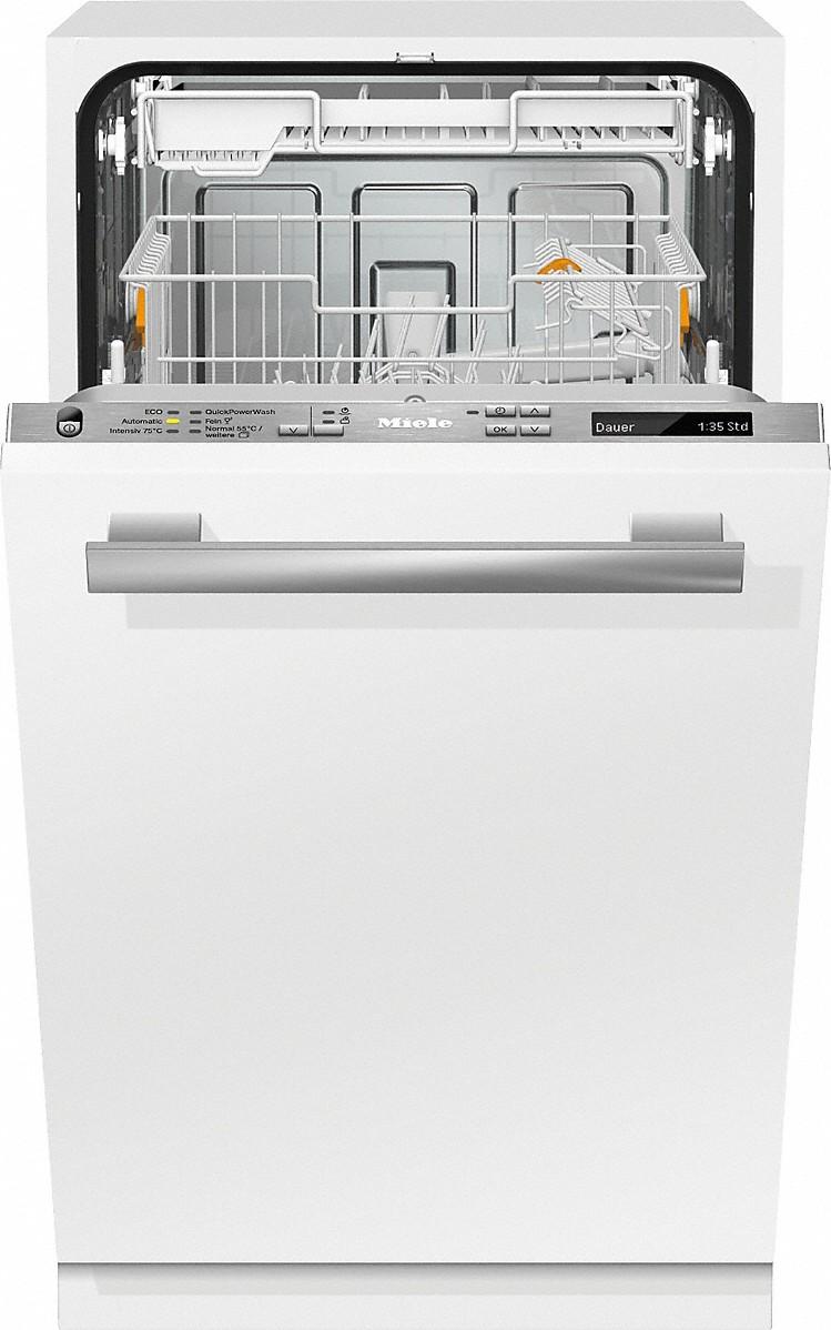 Miele G 4880 Scvi Vollintegrierter Geschirrspuler
