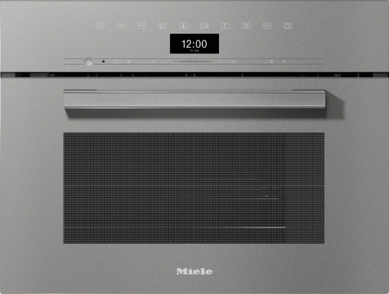Miele Dampfgarer | DGM 7440 Dampfgarer mit Mikrowelle