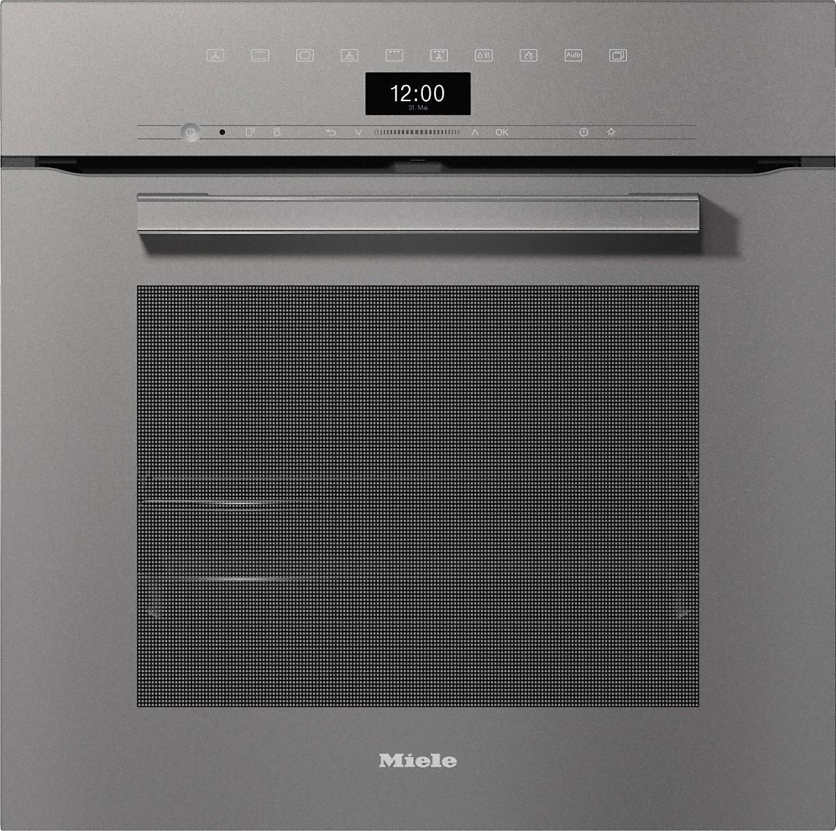 H 7460 BP   Backofen Im Perfekt Kombinierbaren Design Mit LED Beleuchtung  Und Pyrolyse.