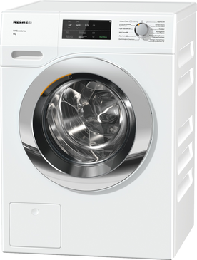 WEJ135 WPS 8kg - Lave-linge à chargement frontal W1