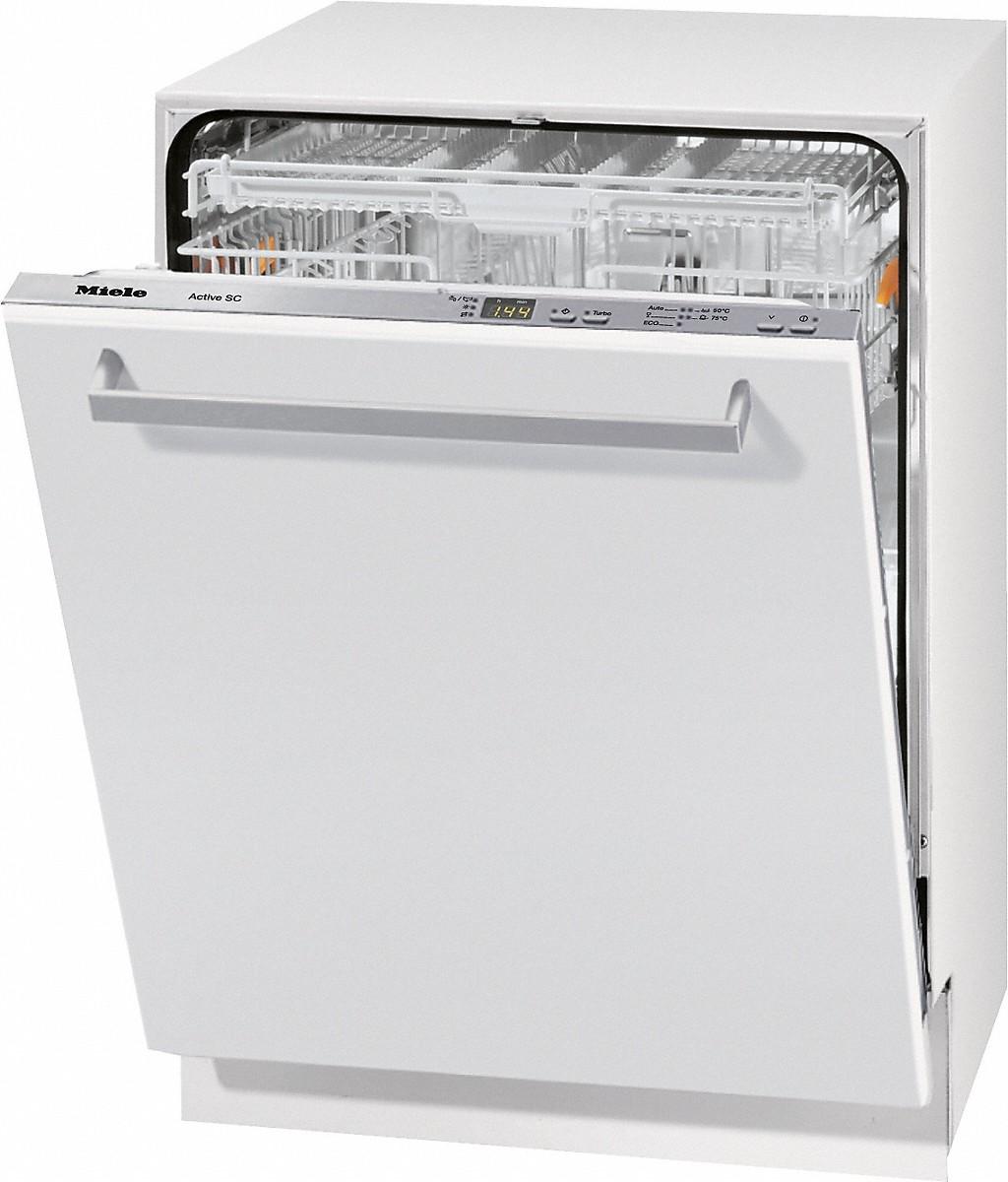 Miele G 4263 Scvi Active Vollintegrierter Geschirrspuler