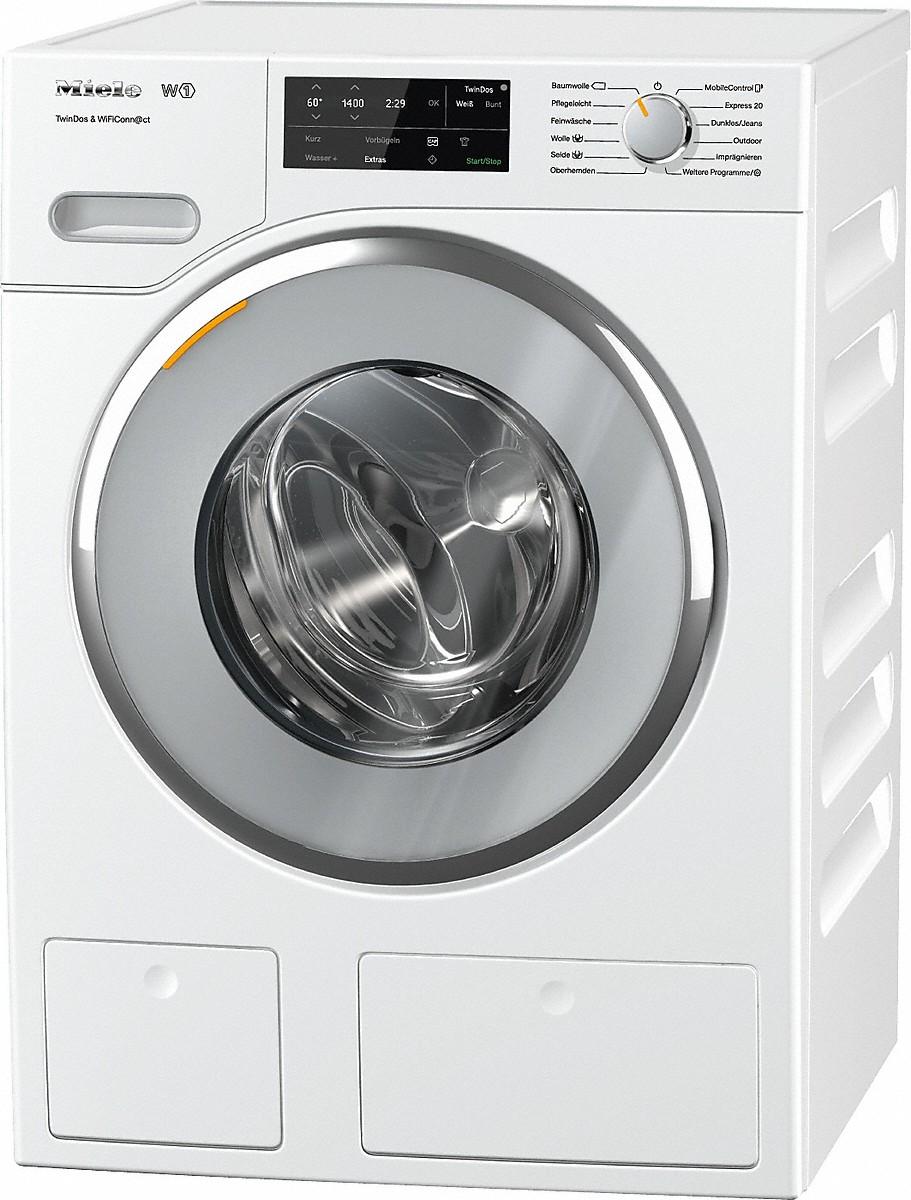 miele wwe760 wps tdos wifi w1 waschmaschine frontlader. Black Bedroom Furniture Sets. Home Design Ideas