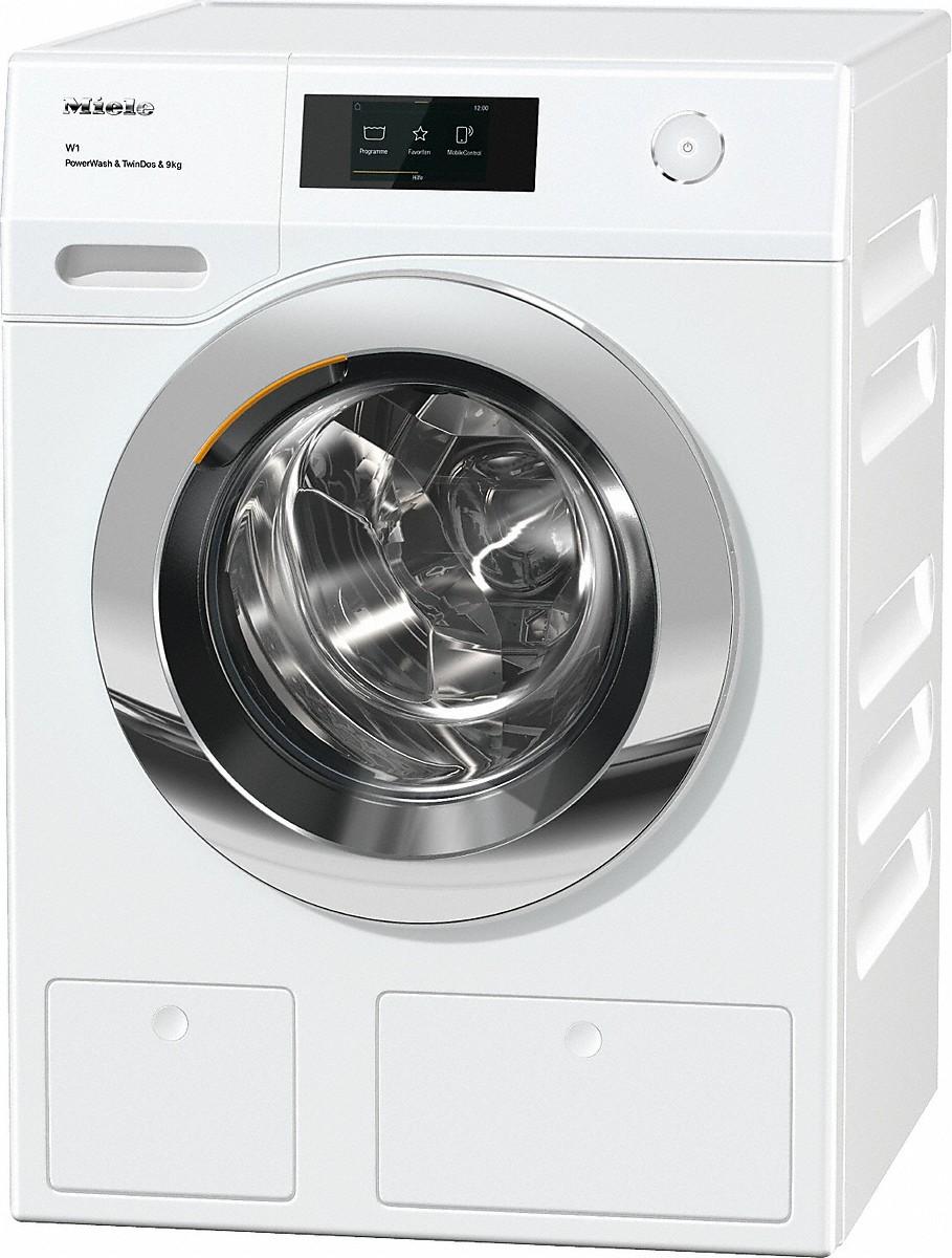 Miele WCR870 WPS PWash2.0&TDos XL&WiFi W1 Waschmaschine ...