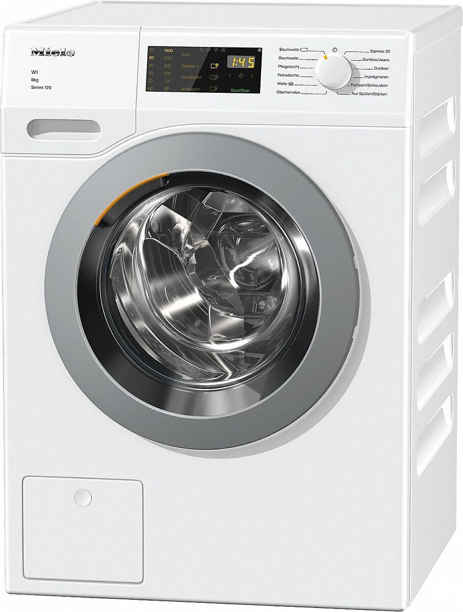 Super Miele WDD 035 WCS 8kg Series 120 W1 Classic Waschmaschine Frontlader LU74